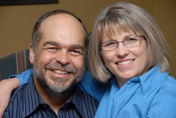 Ernest & Mary Custalow