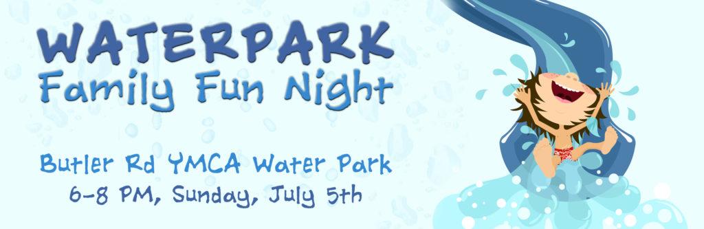 waterpark banner